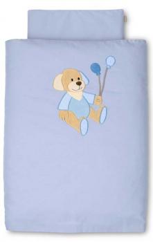 Sterntaler Hund Henri Baby Bettwaesche 92356 Fuer Dich Bestickt