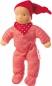 Preview: Käthe Kruse Baby Puppe Schatzi rot 38234