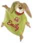Preview: Sigikid Wombel Bombel Schnuffeltuch Hase 48088