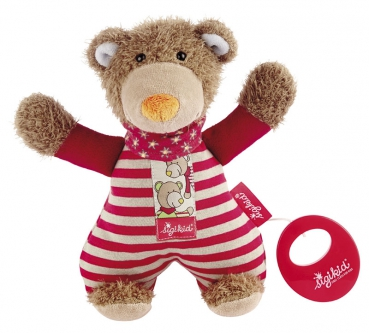 Sigikid Wild and Berry Bears Spieluhr 40784